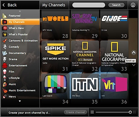 Tv X Internet Gratis